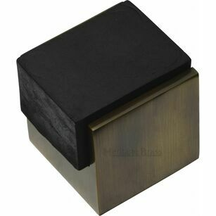 Marcus Square Floor Mounted Door Stop