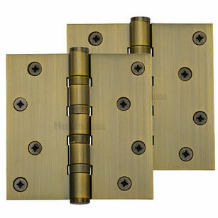 Marcus Ball Bearing Brass Hinge