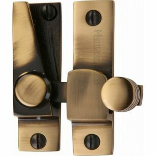 Marcus Hook Plate Sash Window Fastener