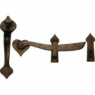 Marcus Solid Bronze Gate Latch (212mm)