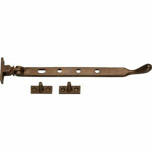 Marcus Solid Bronze Ball Casement  Window Stay