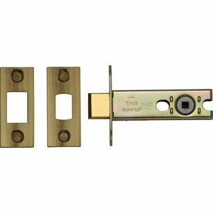 Marcus York Architectural Tubular Bathroom Deadbolt