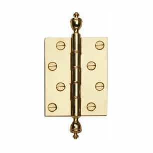 Simonswerk Bronze Phosphor Washered Finial Hinge