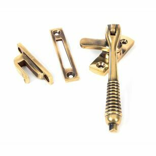 From The Anvil Reeded Locking Casement Fastener