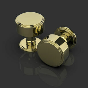 Oliver Knights Ginglain Door Knob