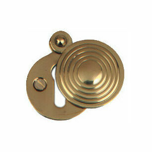 Lansdown Reeded Cover Escutcheon