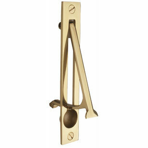 Lansdown Spring Assisted Return Flush Pull