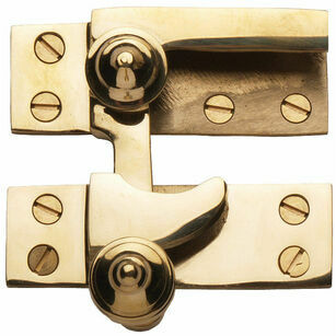 Croft Acorn Finial Sash Window Fastener