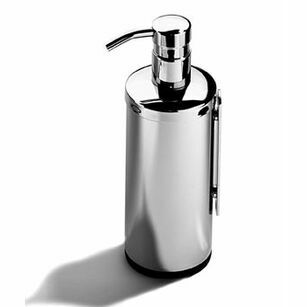 Samuel Heath Novis Wall Mounted Soap Dispenser