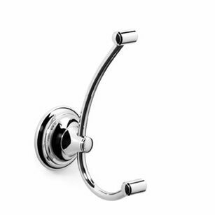 Samuel Heath Fairfield Double Robe Hook