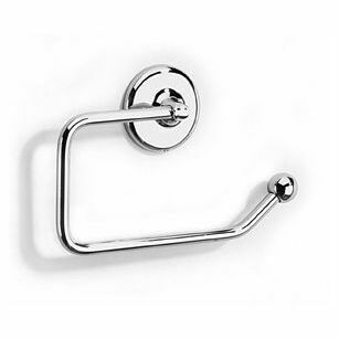 Samuel Heath Novis Open Ended Toilet Roll Holder