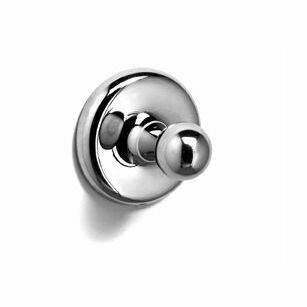 Samuel Heath Novis Ball Robe Hook