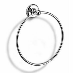 Samuel Heath Novis Guest Towel Ring