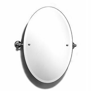 Samuel Heath Novis Classic Oval Tilting Mirror