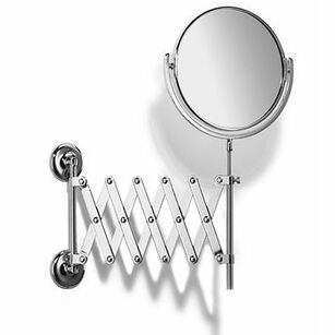 Samuel Heath Novis Extending Plain And Magnifying Mirror