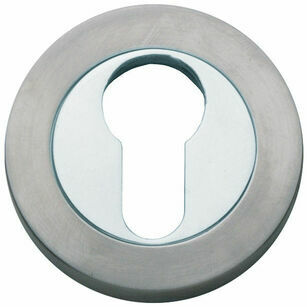 Square Edge Euro Profile Escutcheons