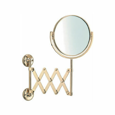 Samuel Heath Curzon Extending Wall Mirror From
