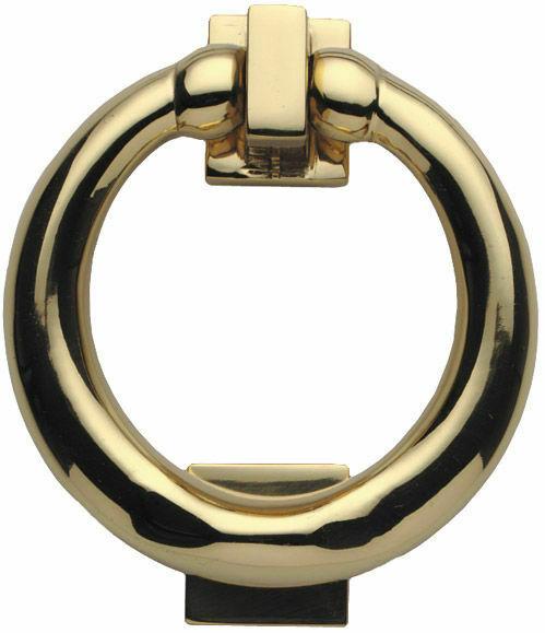 Samuel Heath Ring Door Knocker from 9596