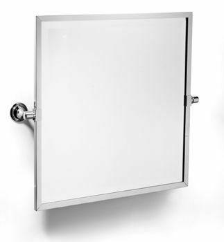 Samuel Heath Fairfield Framed Bevelled Tilting Mirror From