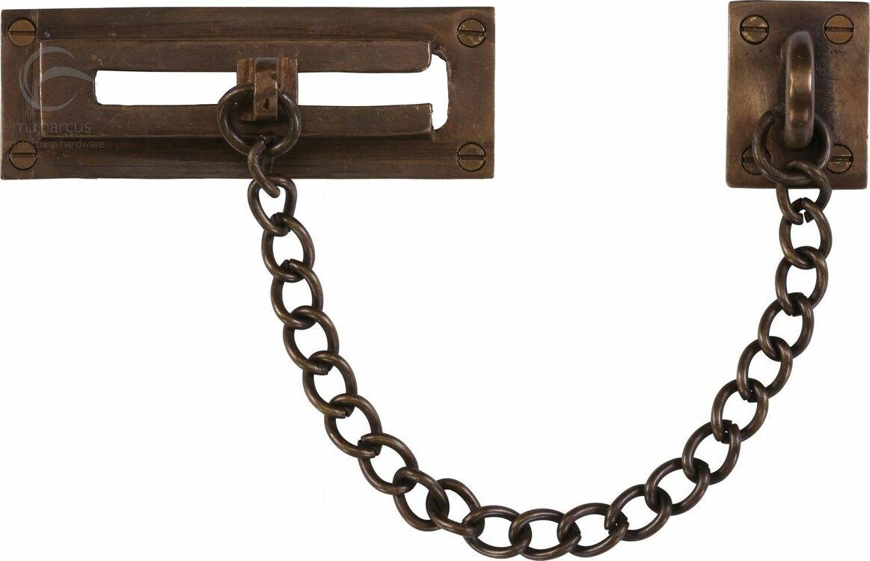 Marcus Solid Bronze Door Chain  sc 1 st  TBKS & Marcus Solid Bronze Door Chain only £17.64