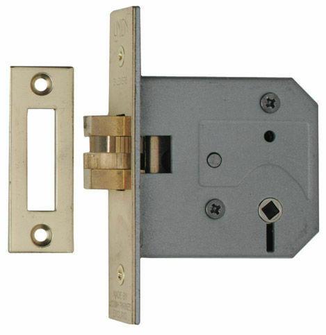 Sliding Door Lock for Privacy Turn 76mm