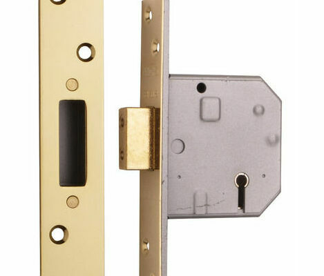 5 Lever British Standard Locks