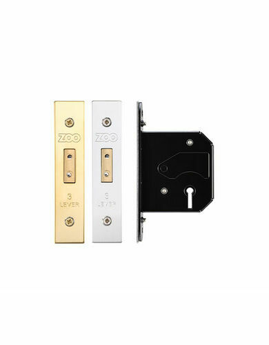 Zoo 3 Lever UK Union Replacement Dead Lock from £9 85