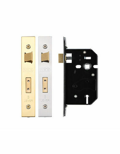 Zoo 3 Lever UK Union Replacement Sash Lock