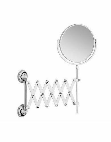 Samuel Heath Style Moderne Extending 5x Magnifying Mirror