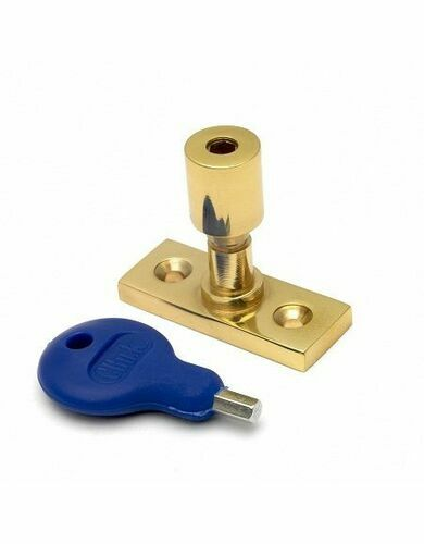 Casement Window Stay Locking Security Pin