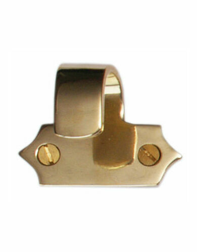 Cardea Sash Lift - Polished Brass