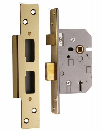 Union 5 Lever Sash Door Lock (BS3621)