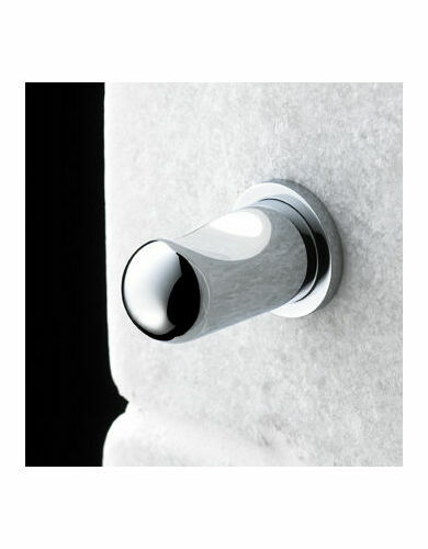 Samuel Heath S8000 Single Robe Hook
