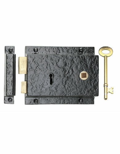 RIM LOCK 127x102mm a BLK
