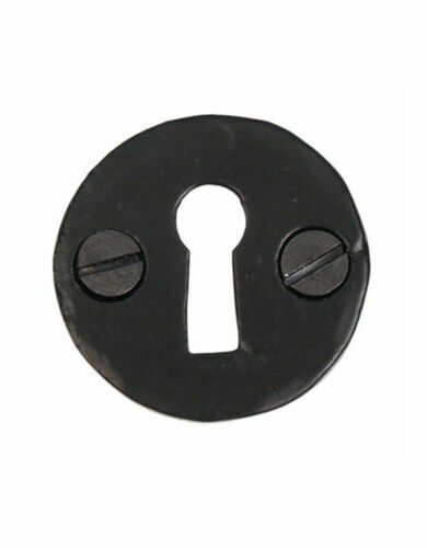 Cardea Open Escutcheon - Black