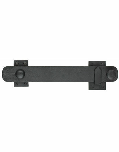 Kirkpatrick Smooth Black Shutter Bar