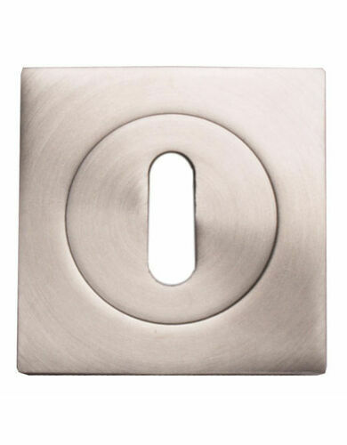 SQUARE KEYWAY PROFILE ESCUTCHEON SSS