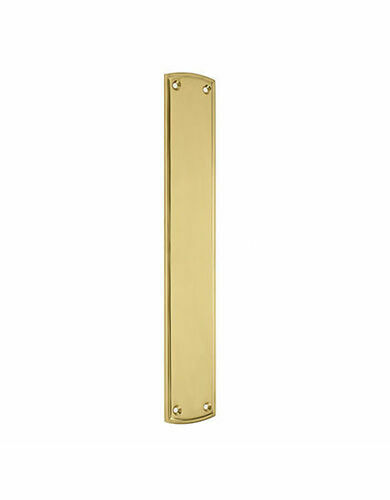Zoo Hardware Stepped Finger Plate